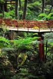 Monte Palace Tropical Garden– Madeira Stock Photography