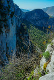 Monte Pellegrino, PA & x28; Italy& x29; Стоковые Изображения RF