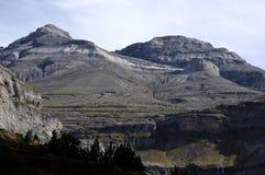 Monte Perdido Fotos de archivo