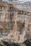 Monte Perdido in Ordesa National Park, Huesca. Spain. Stock Photography