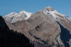 Monte Perdido in Ordesa National Park, Huesca. Spain. Stock Images