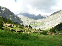 Monte Perdido, Ordesa ( Spain ) Royalty Free Stock Photography