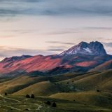 Monte Prena Stock Afbeelding