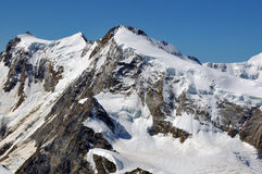 Monte Rosa Stock Photos