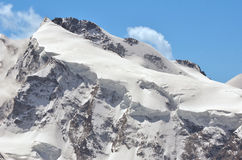 Monte Rosa Royalty Free Stock Photos