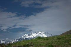 Monte Rosa Photographie stock