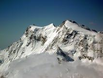 Monte Rosa Imagem de Stock