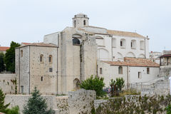 Monte Sant'Angelo στην Πούλια Στοκ Εικόνες