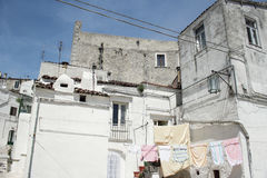 Monte Sant'Angelo stock fotografie