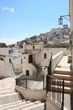 Monte Sant'Angelo, Apulia, Italy Royalty Free Stock Photography