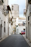Monte Sant' Angelo Royalty Free Stock Images