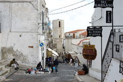 Monte Sant Angelo Royalty Free Stock Photography