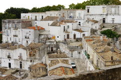 Monte Sant' Angelo Royalty Free Stock Image