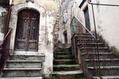 Monte santangelo Royalty Free Stock Image