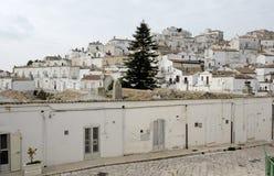 Monte Sant`Angelo, Puglia, Italy Royalty Free Stock Photos