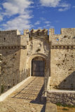 Monte sant'Angelo Royalty Free Stock Photo