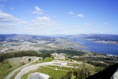 Monte Santa Trega photo libre de droits