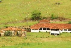 Monte Sião米纳斯吉拉斯州巴西 库存图片