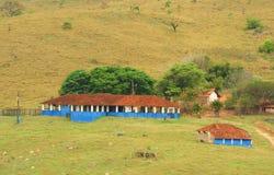 Monte Sião Minas Gerais Brasil Imagens de Stock