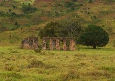 Monte Sião Minas Gerais Brasil Imagem de Stock Royalty Free