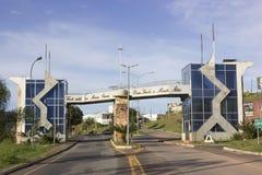 Monte Sião miasto Obraz Stock