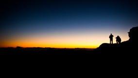 Monte Sinaí Fotos de archivo libres de regalías