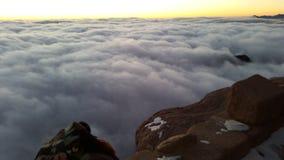 Monte Sinai, alvorecer Fotos de Stock