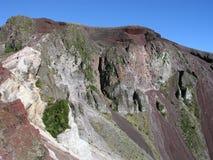Monte Tarawera Foto de archivo