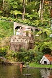 Monte Tropical Gardens, Funchal Stock Image