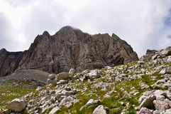 Monte Vettore, Italian Apennines landscapes. Royalty Free Stock Photos