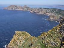 Monteagudo e fa le isole di Faro. fotografia stock