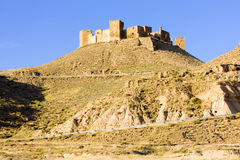 Montearagon Castle Stock Photography