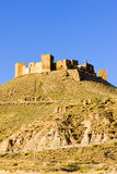Montearagon Castle Royalty Free Stock Photo