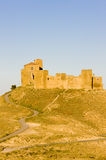 Montearagon Castle Stock Photo
