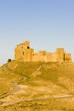 Montearagon Castle Stock Photo
