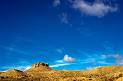 Montearagon Castle, Huesca, Spain Royalty Free Stock Photography