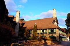 Montebello de Fairmont le castelo Imagem de Stock