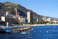 Montecarlo Royalty Free Stock Photography