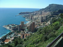 Montecarlo Royalty Free Stock Images