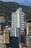 Montecarlo monaco panorama Stock Photography