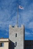 Montecarlo monaco panorama Royalty Free Stock Photography