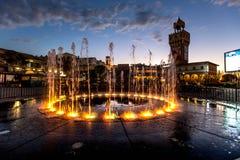 Montecasino lizenzfreies stockfoto