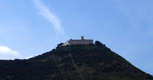 Montecassino Fotografía de archivo libre de regalías