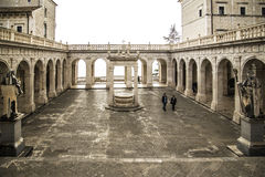 Montecassino Stockbild