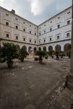 Montecassino Abbey, Cassino, Italy Stock Photography