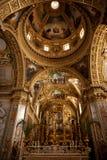 Montecassino Abbey Stock Image