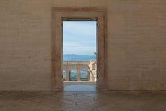 Montecassino Abbey Italy Royalty Free Stock Photo
