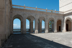 Montecassino Abbey Stock Photos