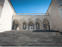 Montecassino Abbey Stock Image