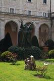 Montecassino-Garten Lizenzfreie Stockbilder